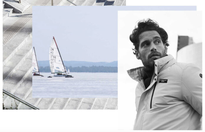 North Sails Ice Sailing