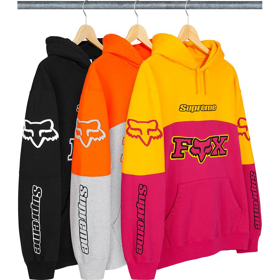 Supreme-x-Fox-Racing-Hooded-Sweatshirt-Drop-Week-7-8-Ottobre-2020