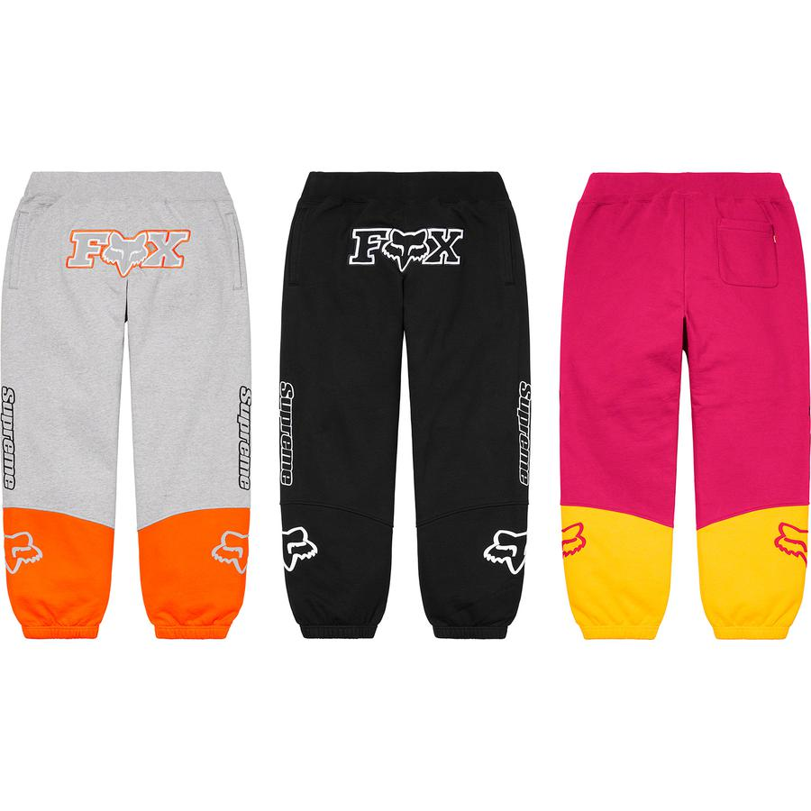 Supreme-x-Fox-Racing-Racing-Sweatpant-Drop-Week-7-8-Ottobre-2020