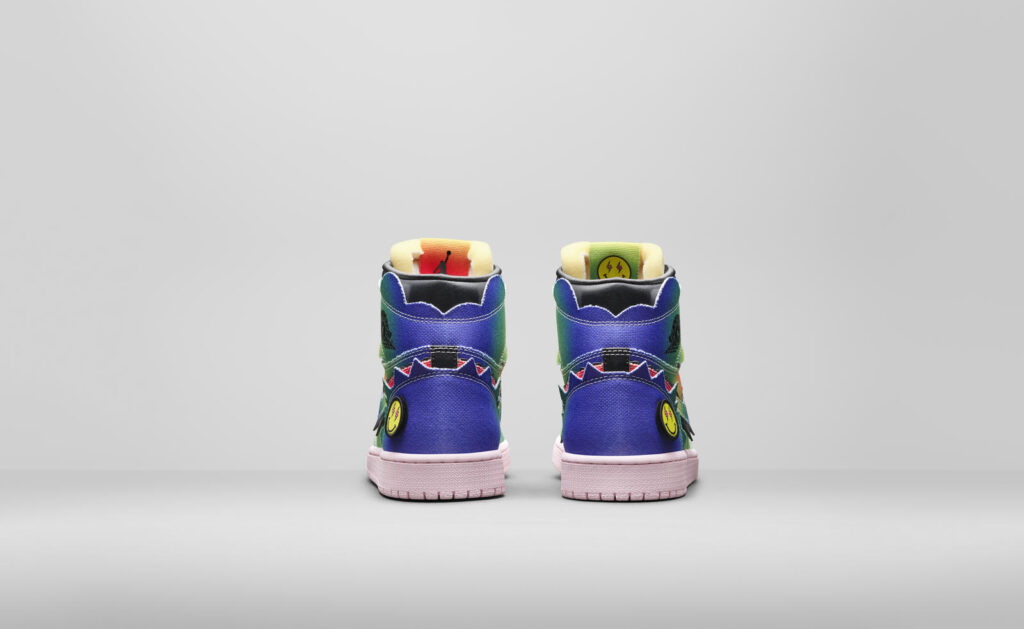 Air Jordan 1 J Balvin sneakers data release e dove acquistarle