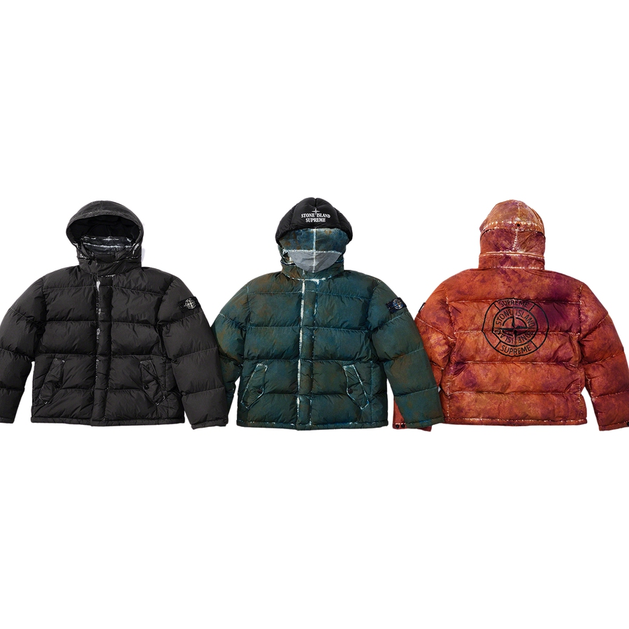 Supreme-x-Stone-Island-Painted-Camo-Crinkle-Down-Jacket-Drop-Week-13-19-11-2020-Back
