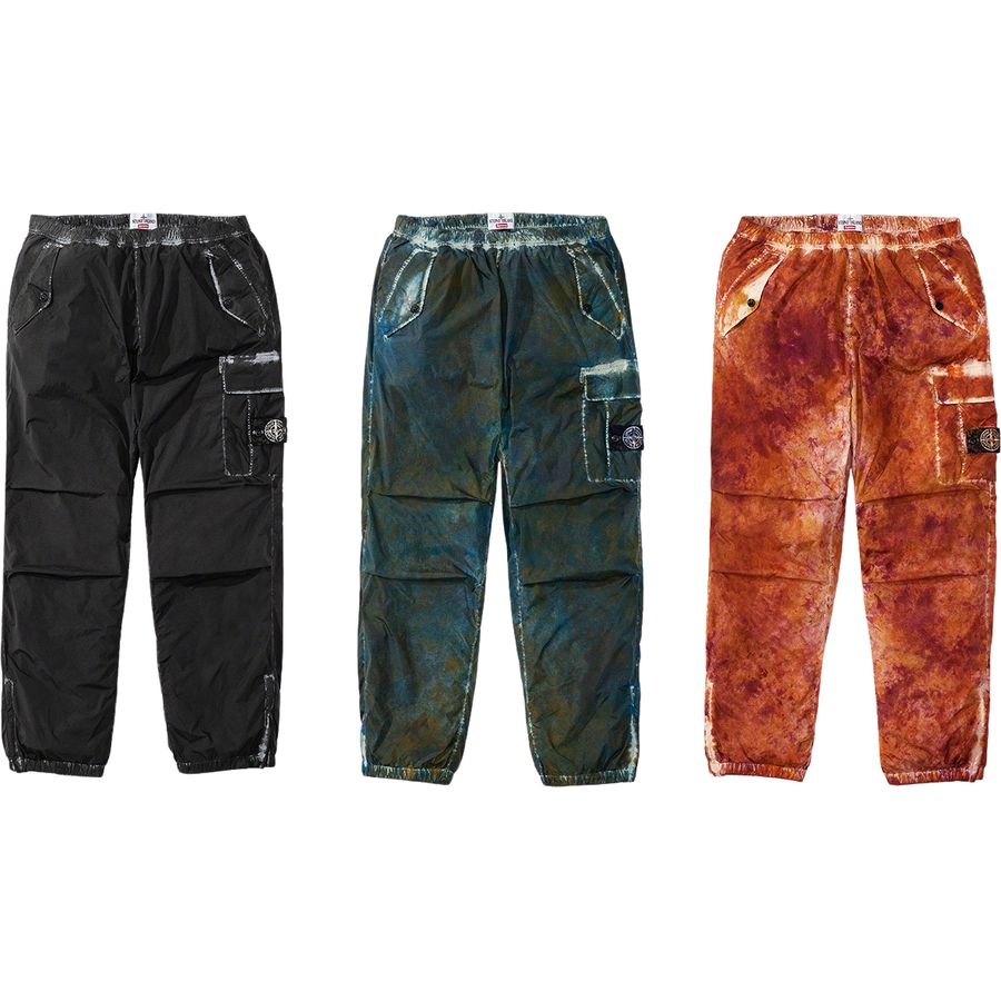 Supreme-x-Stone-Island-Painted-Camo-Nylon-Cargo-Pant-Drop-Week-13-19-11-2020