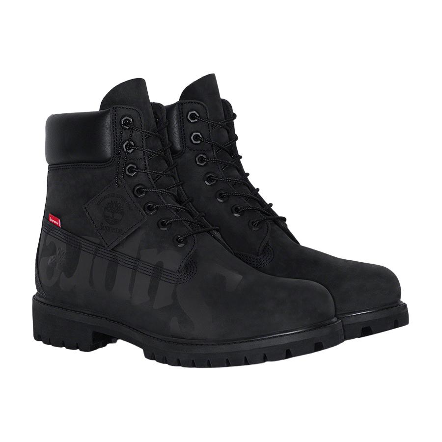 Supreme-x-Timberland-Big-Logo-6-Inch-Premium-Waterproof-Boot-Drop-Week-12-Novembre-2020-Black