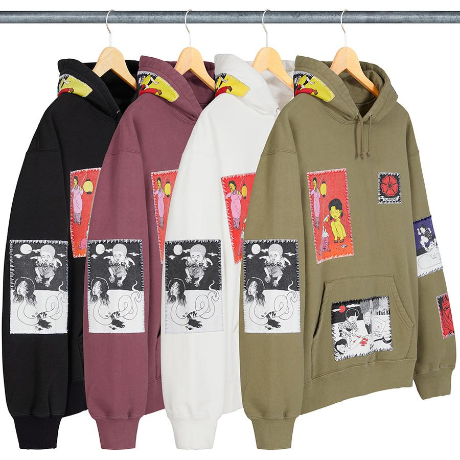 Supreme-x-Toshio-Saeki-Hooded-Sweatshirt-Drop-Week-11-5-Novembre-2020