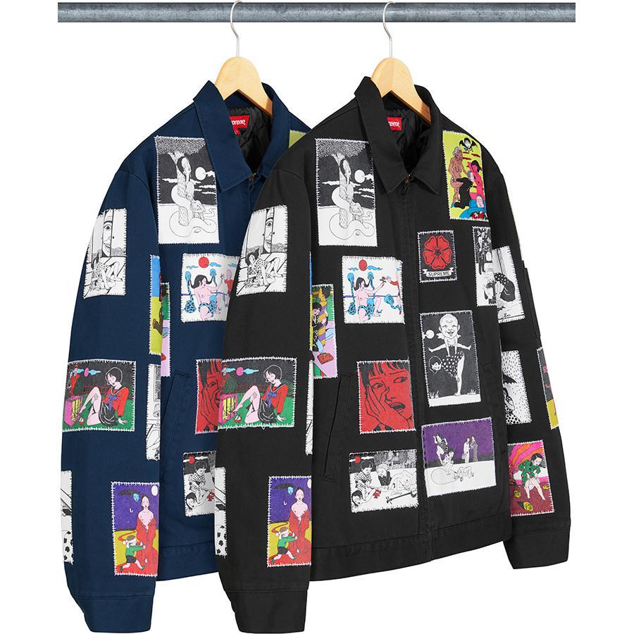Supreme-x-Toshio-Saeki-Work-Jacket-Drop-Week-11-5-Novembre-2020
