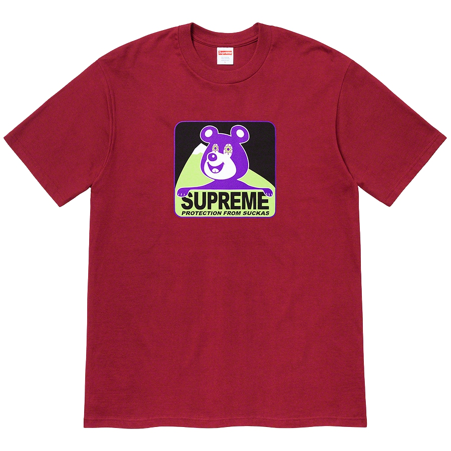 Bear Tee Supreme Week 17