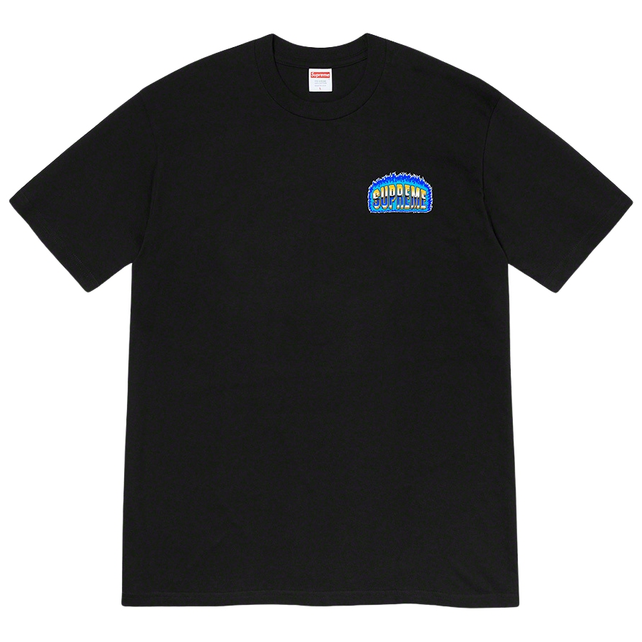 Chrome Tee Supreme Week 17 Front