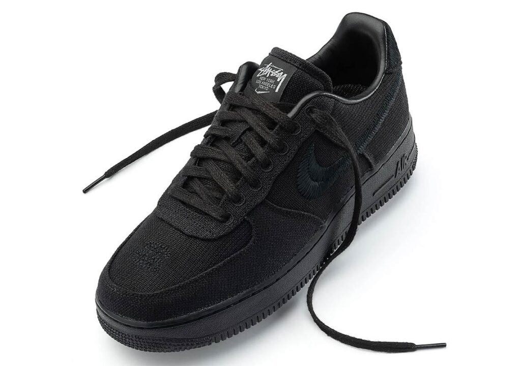 Stussy-Nike-Air-Force-1-2020-Black-dove-e-quando-acquistarle