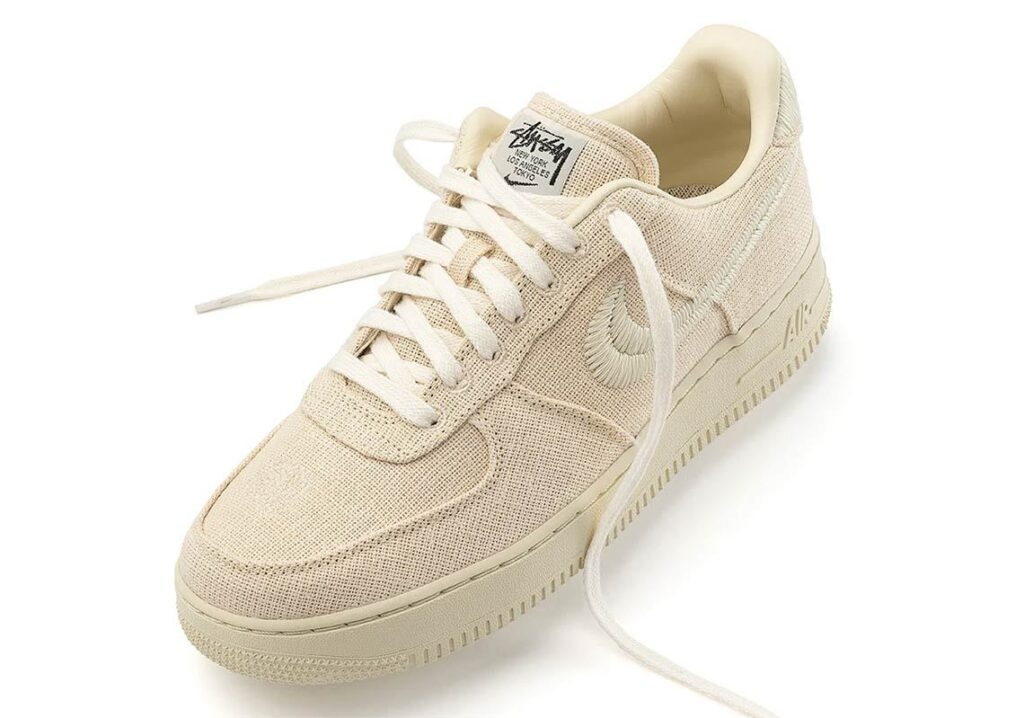 Stussy-Nike-Air-Force-1-2020-Sand-dove-e-quando-acquistarle
