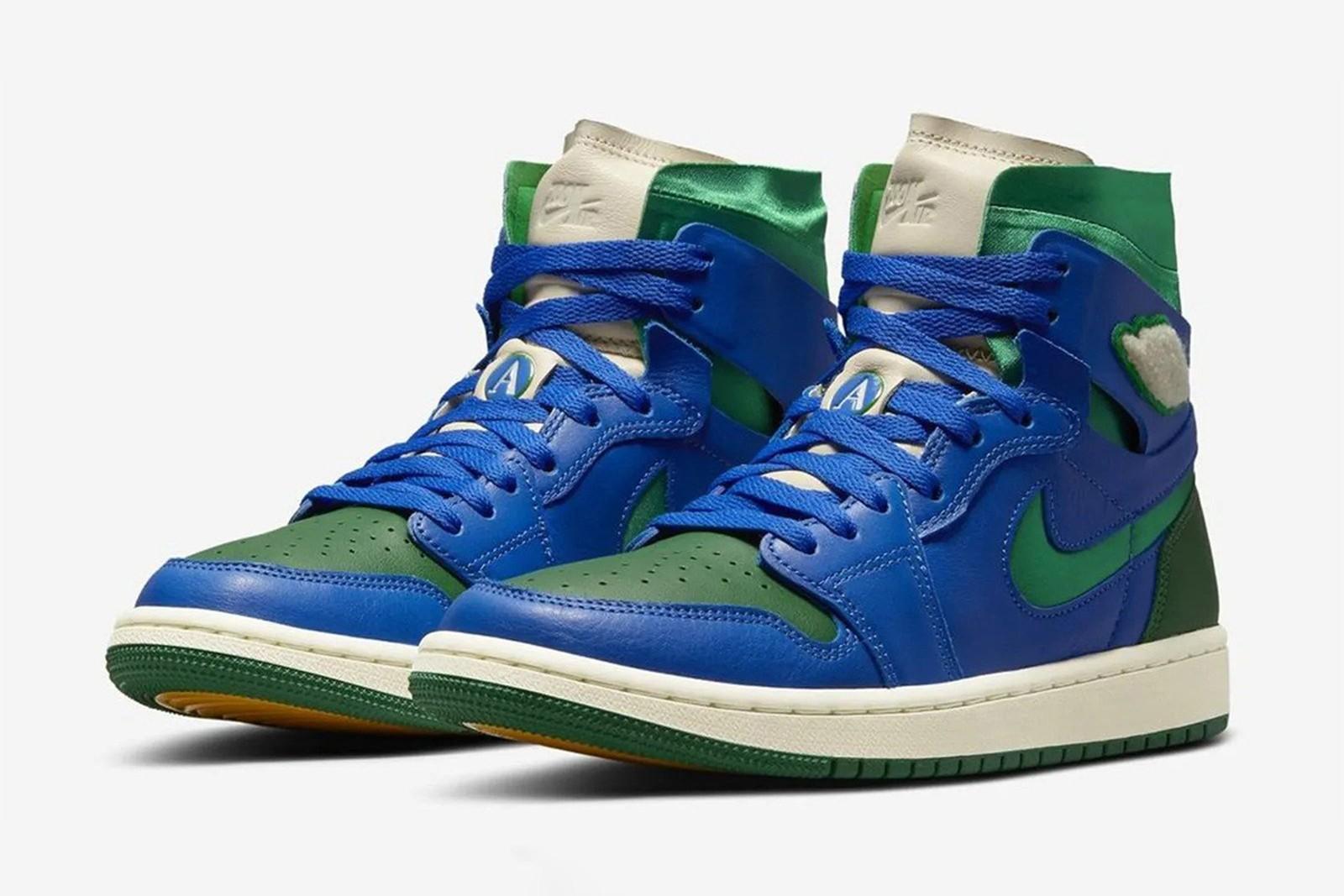 Aleali May x Nike Air Jordan 1 Zoom, in uscita quest'anno ...