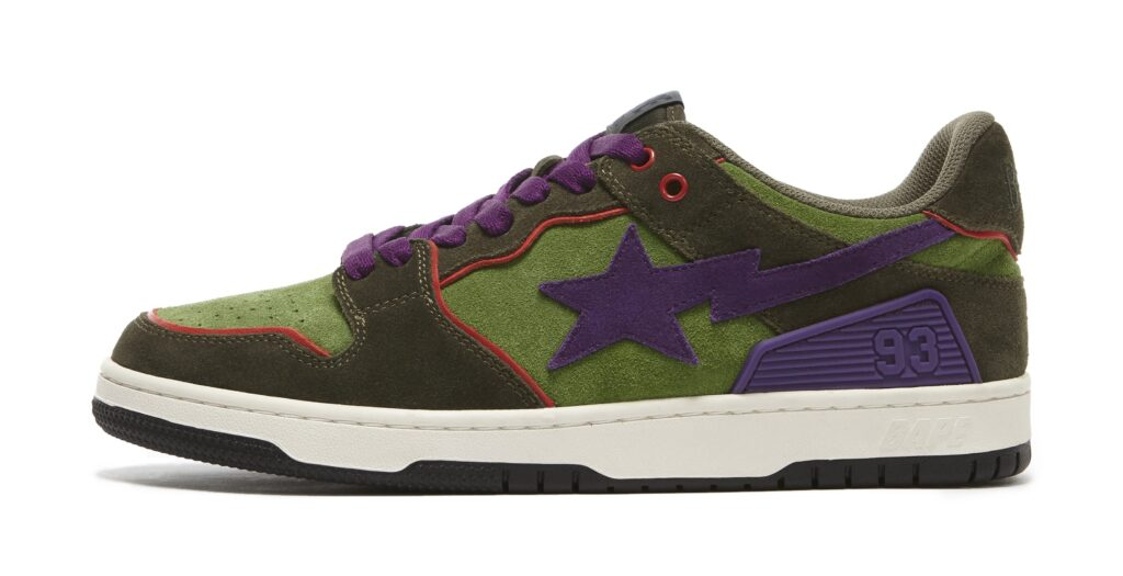 bape-sk8-sta-dark-purple-and-green-lateral