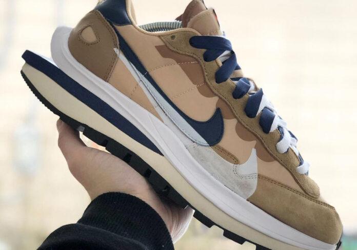 sacai-Nike-VaporWaffle-SS21-Tan-Navy-3