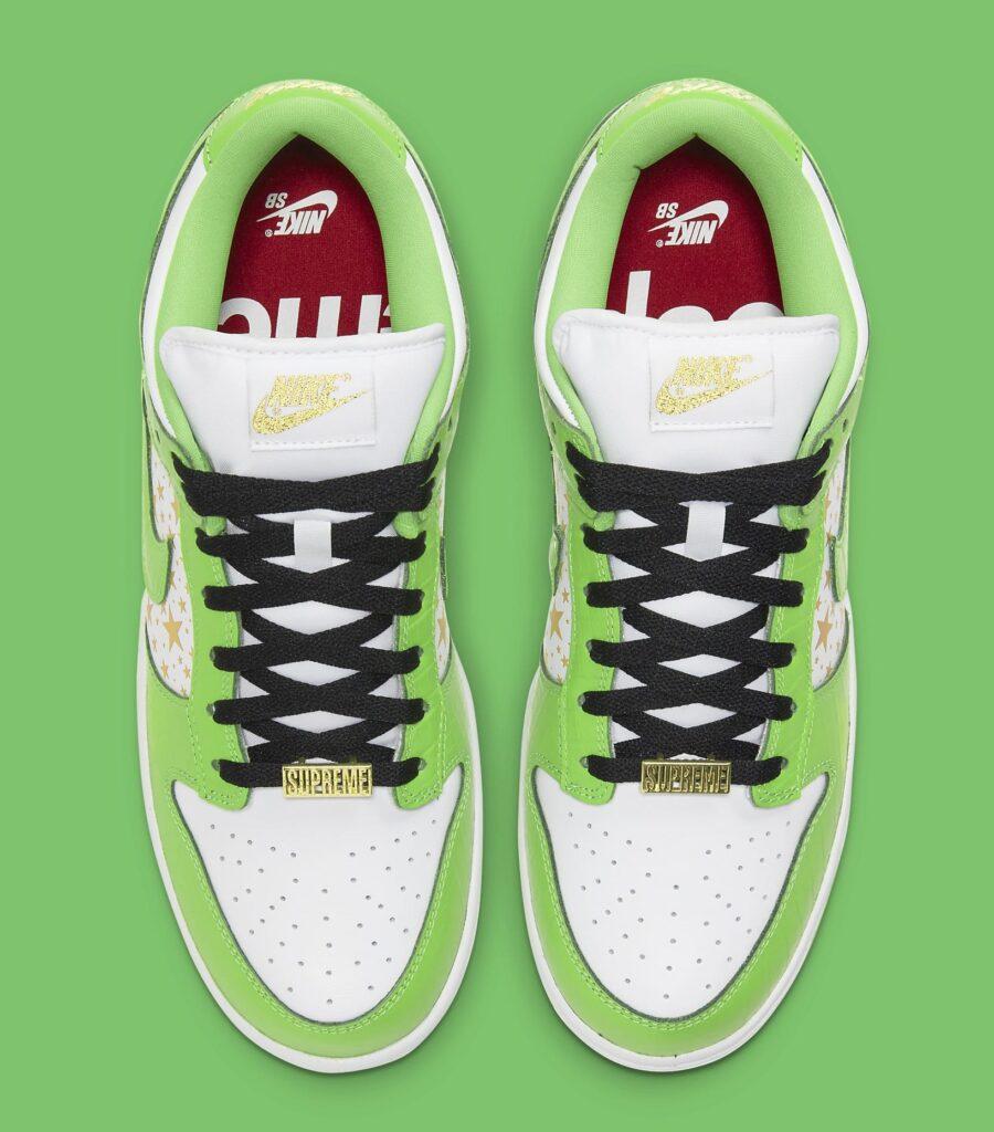 supreme-nike-sb-dunk-low-green-dh3228-101-top