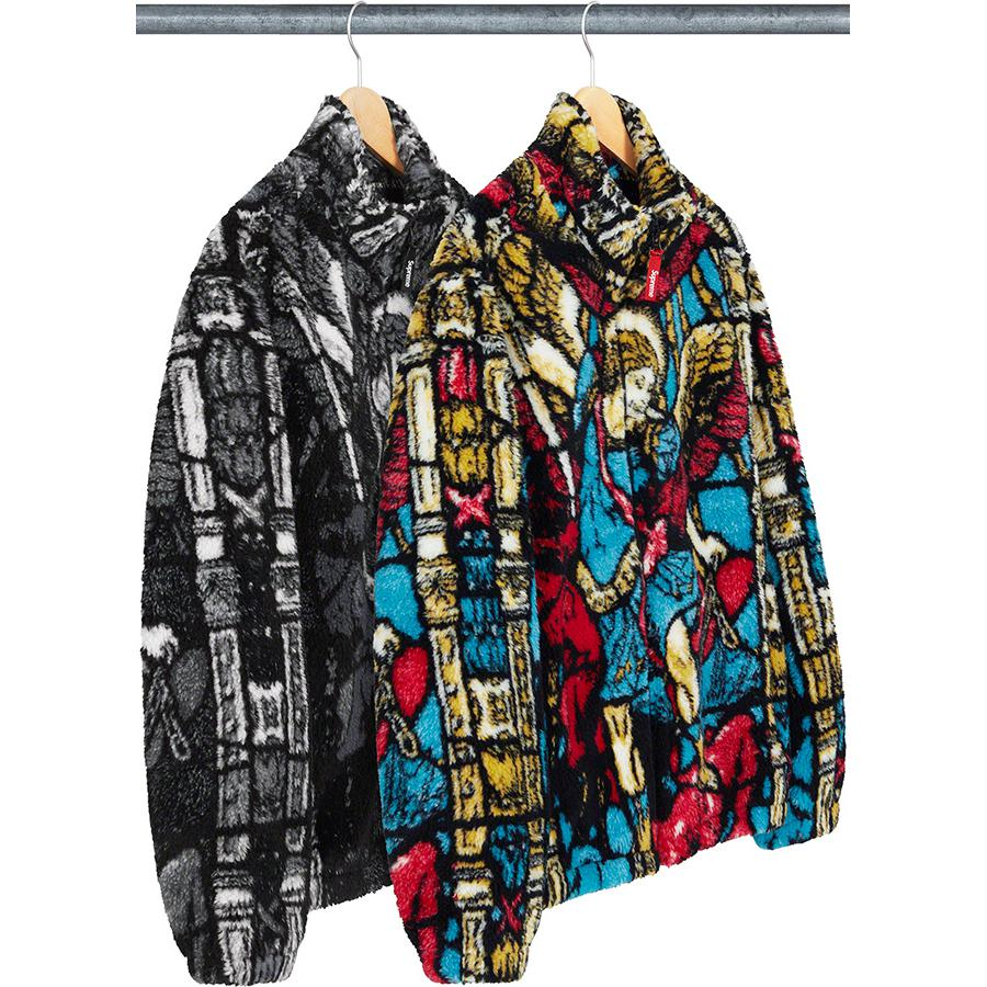 Saint Michael Fleece Jacket