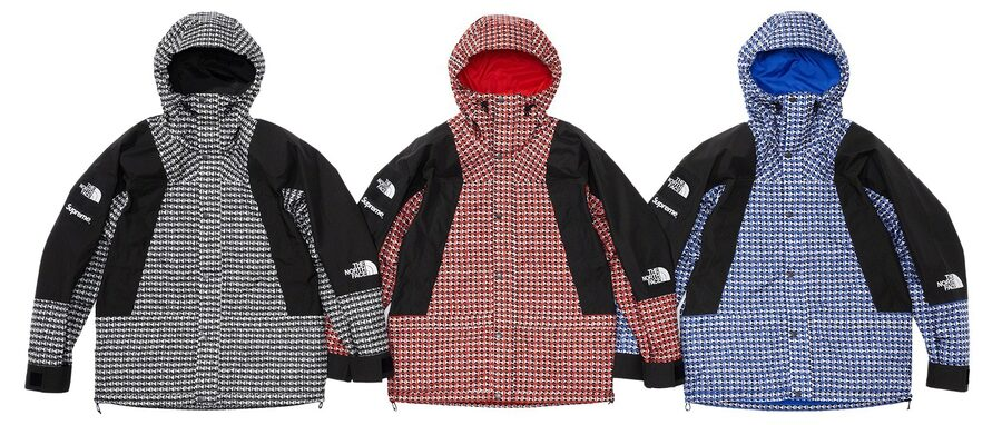 Supreme®:The North Face® Studded Mountain Light Jacket