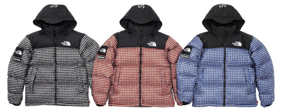 Supreme®:The North Face® Studded Nuptse Jacket