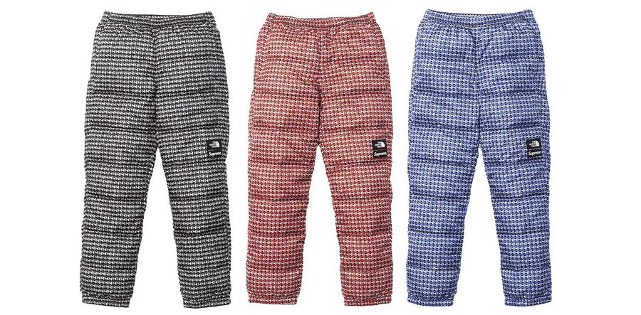 Supreme®:The North Face® Studded Nuptse Pant