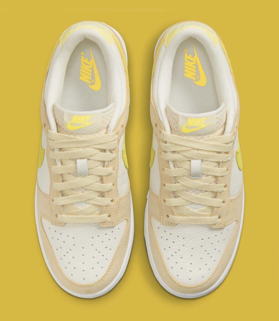 nike-dunk-low-lemon-drop-dj6902-700-top