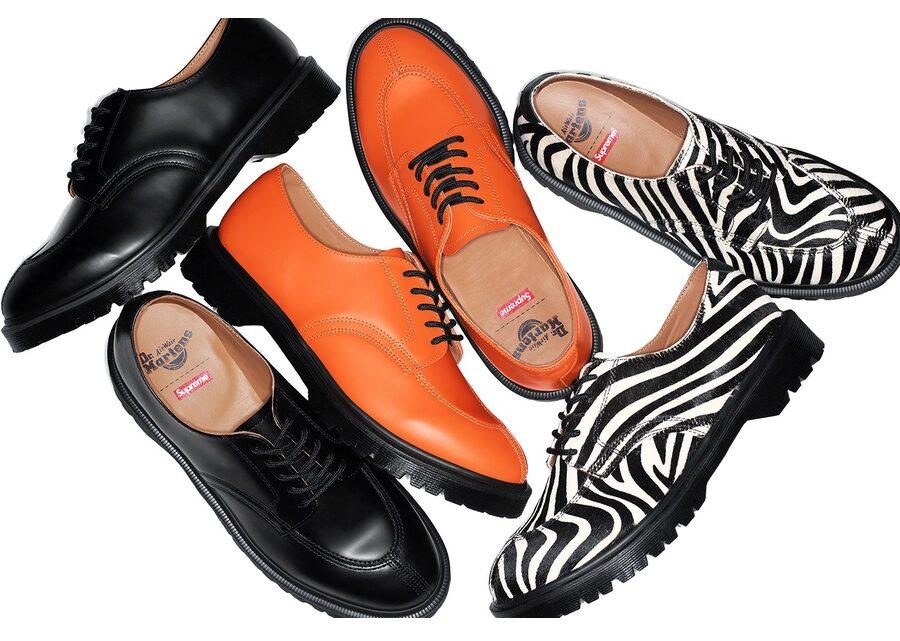 Supreme®:Dr. Martens Split Toe 5-Eye Shoe