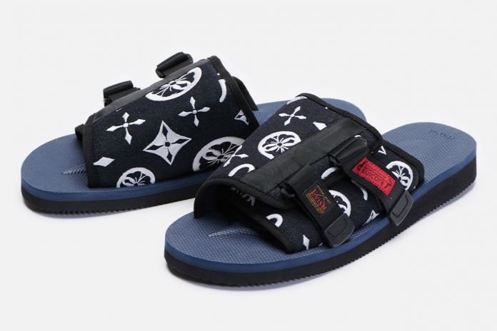 Evisu-X-Suicoke-Collab-Is-Here-To-Beat-the-Heat-1
